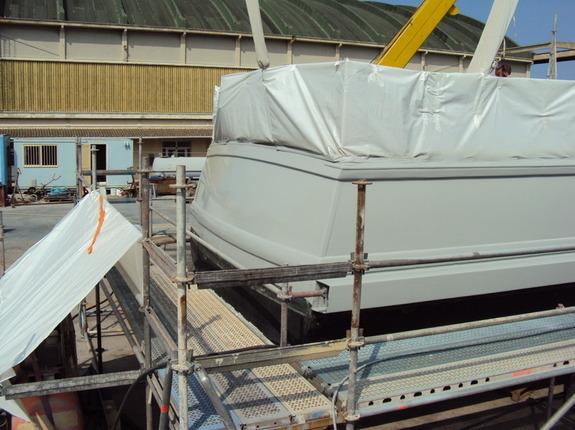 soudure bateau aluminium